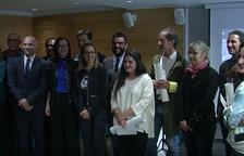 Pep Campeny guanya el premi FADA amb el seu aparador de Pollyanna