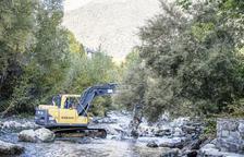 Vila no aclareix si el projecte del ràfting continua o si està totalment descartat