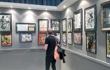 L'art de Jordi Bernet, a les Fontetes