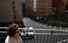 El comú inaugura un pàrquing a l'avinguda de les Escoles
