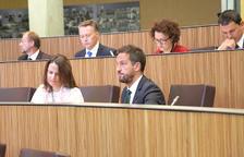 López acusa de malversació el Govern pel crèdit a l'AREB