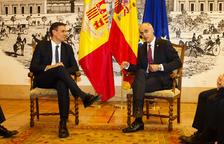 Sánchez dona suport a l'acord d'associació