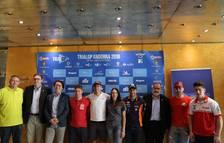 El campionat del món de Trial engega motors a Sant Julià