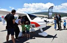 L'aeroport d'Andorra-La Seu té 3.000 metres quadrats ocupats per empreses