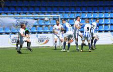 Andorra cau als quarts de final i no podrà defensar el títol de campiona