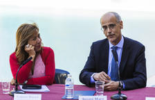 Toni Martí afirma que DA ha de dedicar-se a governar i evitar els debats electoralistes