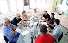 Nova reunió de la taula permanent de Joventut