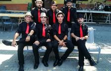 Men in Swing Band, a Coprínceps