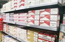La llei del preu mínim del tabac es presentarà a l'agost