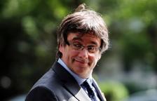 El Suprem rebutja l'extradició de Puigdemont només per malversació