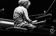 Stefano Bollani i Antoni Caus, al Pèrgola Piano Jazz