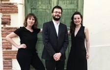 Trio Goldberg i romànic