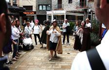 Ruta teatralitzada pel centre històric d'Andorra la Vella