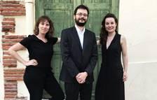 El Trio Goldberg, a les Nits d'estiu