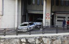 Polèmica agressió a un taxista en una benzinera