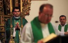 El primer capellà andorrà des del 1927 passa a ser vicari