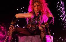 La capital descarta organitzar un concert de Shakira per l'elevat cost