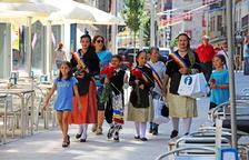 El pubillatge celebra el dia del turista a Escaldes