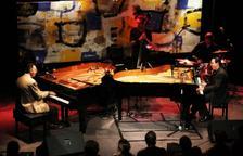 Nit de piano a la pèrgola de l'Andorra Park Hotel