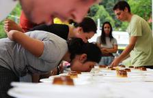 24 flams en deu minuts al concurs deSantaColoma