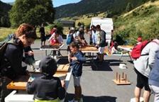Jocs tradicionals per als nens a la Vall d'Incles