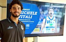 Michele Vitali es pren l'experiència andorrana com un repte