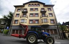 Mortés espera poder reactivar l'hotel Casamanya aquest any