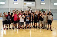 Aguilar visita els jugadors del MoraBanc Andorra