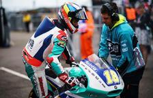 La pluja obliga a suspendre el Gran Premi de Gran Bretanya