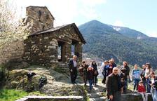 Les esglésies romàniques 'tanquen' el dia 31