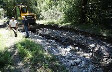 El comú destina 110.000 euros per minimitzar les inundacions