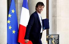 El ministre de Transició Ecològica deixa el càrrec sense avisar Macron