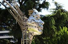 Visita guiada a l'exposició d'escultures de Jordi Díez