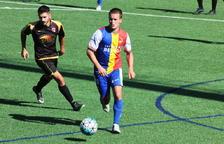 L'FC Andorra estrena la temporada amb una derrota a la Borda Mateu contra el Vista Alegre