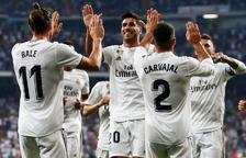 El Reial Madrid es desfà amb facilitat del Leganés
