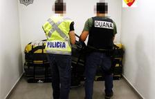 Nou detinguts a Juberri en una nova operació anticontraban
