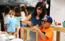 Classes d'art per als nens i adults de Sant Julià