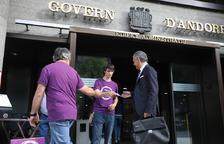 Podem Andorra demana que Govern assumeixi el pagament de la taxa als escolars