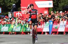 De Marchi guanya a Luintra i Simon Yates segueix líder