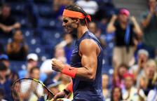 Nadal derrota Thiem i es planta a 'semis' de l'US Open