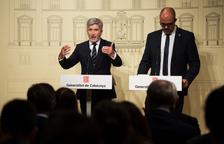 El govern i la Generalitat acorden garantir la neutralitat a l'espai públic