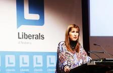 L'executiva dels liberals va obligar França Riberaygua a deixar el partit