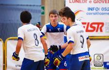 La selecció andorrana supera Alemanya i acaba cinquena (6-0)