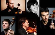 Kintet acomiada el cicle ONCA Bàsic amb un concert a l'era gran de Casa Rossell