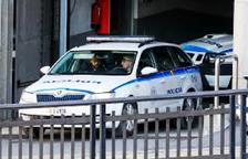 Un home dona positiu després d'una persecució policial
