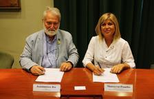 Conveni amb l'Institut d'Estudis Catalans
