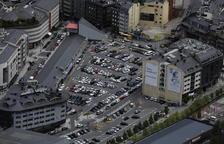 Els aparcaments de la capital es podran pagar amb una app el 2019