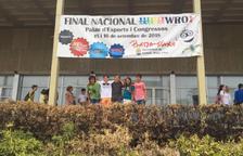Equips del país, a la final de l'Olimpíada Robòtica
