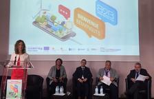 Calvó presenta el nou escenari energètic als empresaris dels Pirineus