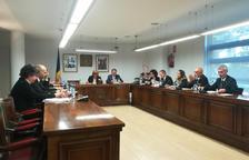 El comú rep 200.000 euros menys dels esperats per les transferències